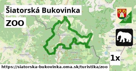 ZOO v Šiatorská Bukovinka