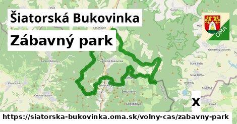 zábavný park v Šiatorská Bukovinka
