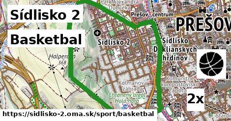 basketbal v Sídlisko 2