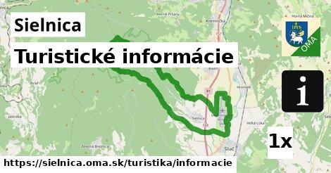 ilustračný obrázok k Turistické informácie, Sielnica