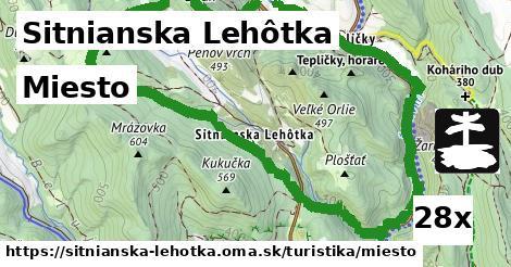 ilustračný obrázok k Miesto, Sitnianska Lehôtka