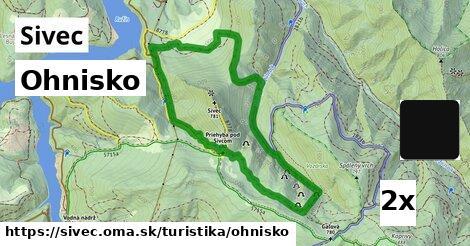ilustračný obrázok k Ohnisko, Sivec