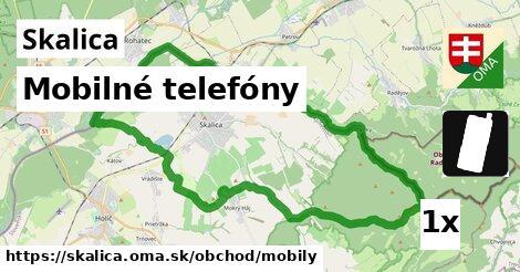 Mobilné telefóny, Skalica