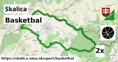 Basketbal, Skalica