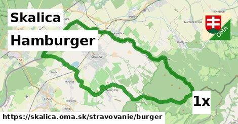 Hamburger, Skalica