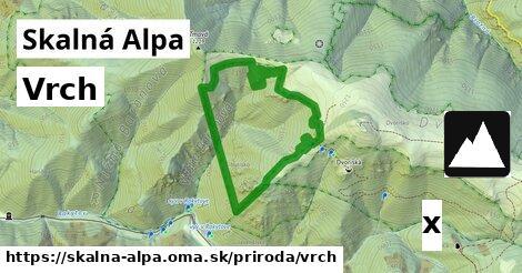 ilustračný obrázok k Vrch, Skalná Alpa