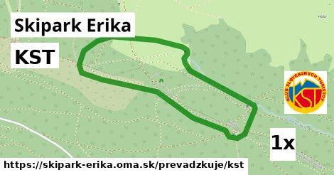 ilustračný obrázok k KST, Skipark Erika