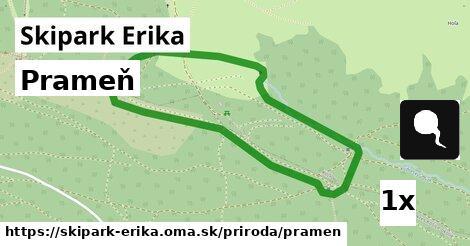ilustračný obrázok k Prameň, Skipark Erika