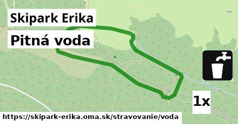 ilustračný obrázok k Pitná voda, Skipark Erika