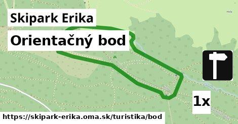 ilustračný obrázok k Orientačný bod, Skipark Erika