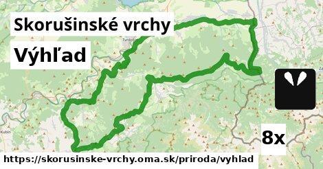 ilustračný obrázok k Výhľad, Skorušinské vrchy