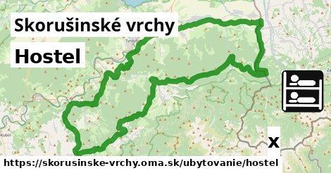 ilustračný obrázok k Hostel, Skorušinské vrchy