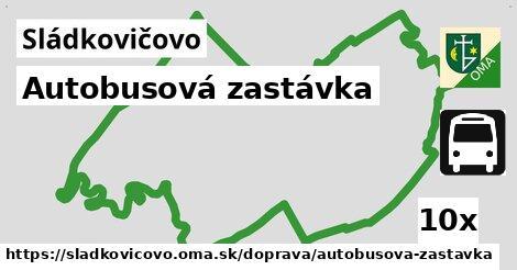 ilustračný obrázok k Autobusová zastávka, Sládkovičovo