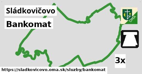 ilustračný obrázok k Bankomat, Sládkovičovo