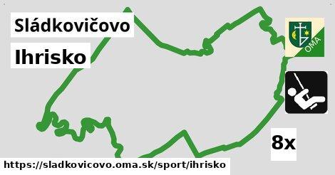 ilustračný obrázok k Ihrisko, Sládkovičovo
