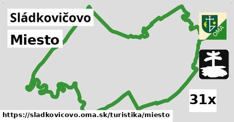 ilustračný obrázok k Miesto, Sládkovičovo