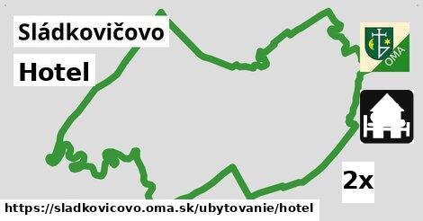 ilustračný obrázok k Hotel, Sládkovičovo