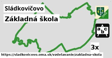 ilustračný obrázok k Základná škola, Sládkovičovo