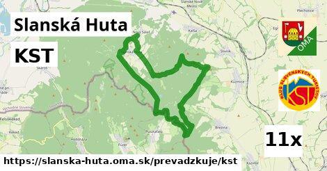 KST v Slanská Huta