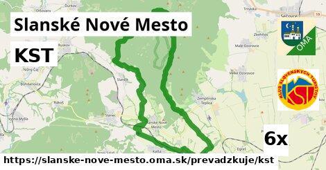 ilustračný obrázok k KST, Slanské Nové Mesto