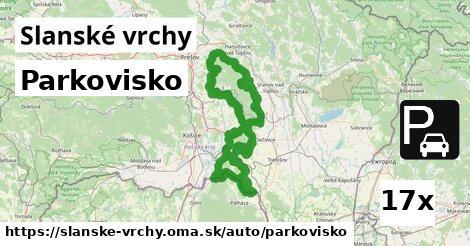 ilustračný obrázok k Parkovisko, Slanské vrchy