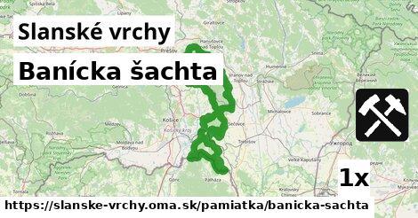ilustračný obrázok k Banícka šachta, Slanské vrchy