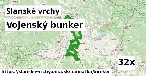 ilustračný obrázok k Vojenský bunker, Slanské vrchy