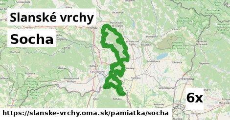 ilustračný obrázok k Socha, Slanské vrchy