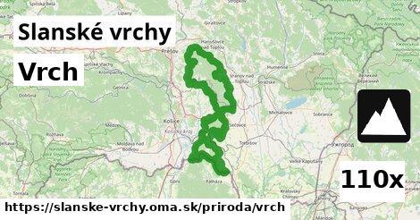 ilustračný obrázok k Vrch, Slanské vrchy