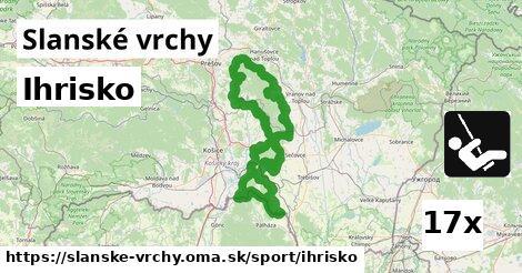 ilustračný obrázok k Ihrisko, Slanské vrchy