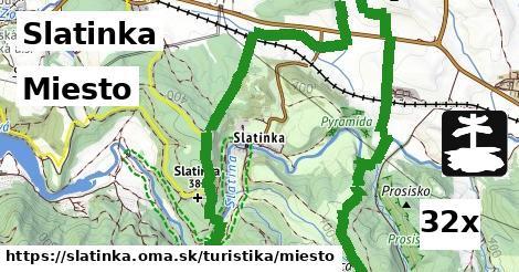 ilustračný obrázok k Miesto, Slatinka