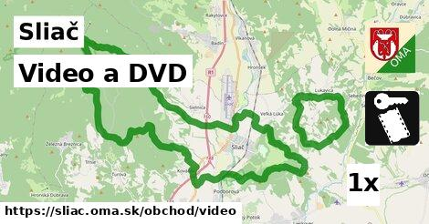 ilustračný obrázok k Video a DVD, Sliač