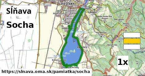ilustračný obrázok k Socha, Sĺňava