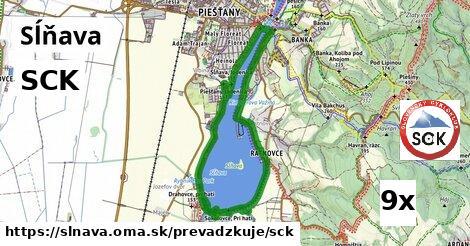ilustračný obrázok k SCK, Sĺňava