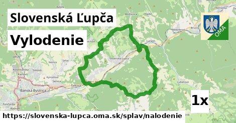 ilustračný obrázok k Vylodenie, Slovenská Ľupča