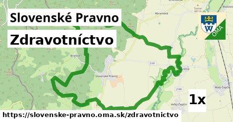 zdravotníctvo v Slovenské Pravno
