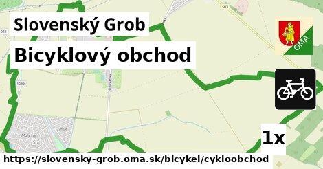 bicyklový obchod v Slovenský Grob