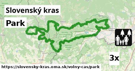 ilustračný obrázok k Park, Slovenský kras