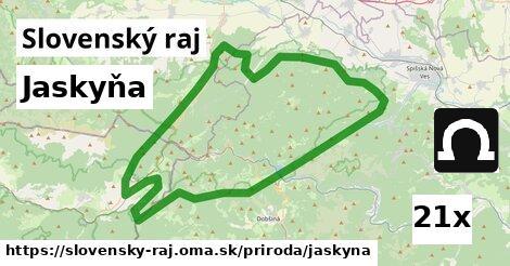 ilustračný obrázok k Jaskyňa, Slovenský raj