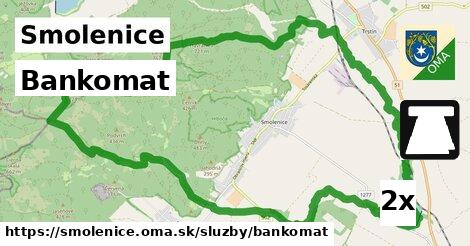 ilustračný obrázok k Bankomat, Smolenice