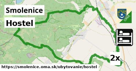 hostel v Smolenice