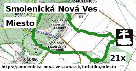 miesto v Smolenická Nová Ves