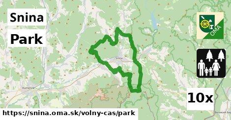 park v Snina