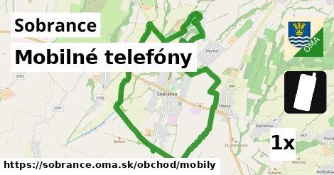 mobilné telefóny v Sobrance