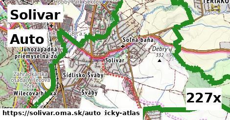 auto v Solivar