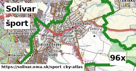 šport v Solivar