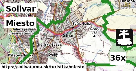 miesto v Solivar