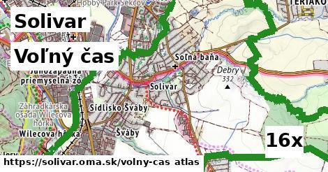 voľný čas v Solivar