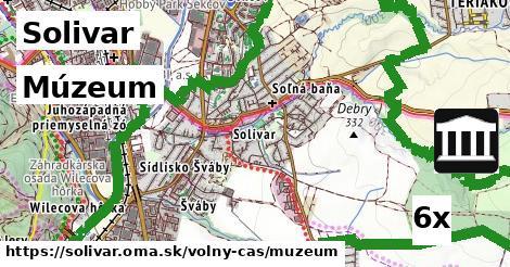 múzeum v Solivar