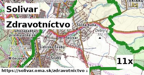 zdravotníctvo v Solivar